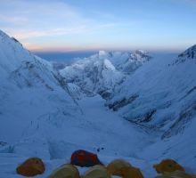 Camp 3 on Everest